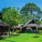 บ้านซันเซ็ท วินเลจ (Garden  Cosy Cottage)