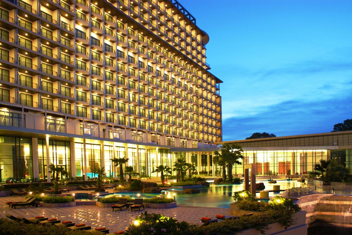 โรงแรม เดอะ ซายน์ พัทยา