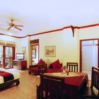 Antique-Extra Bedroom with Forest View